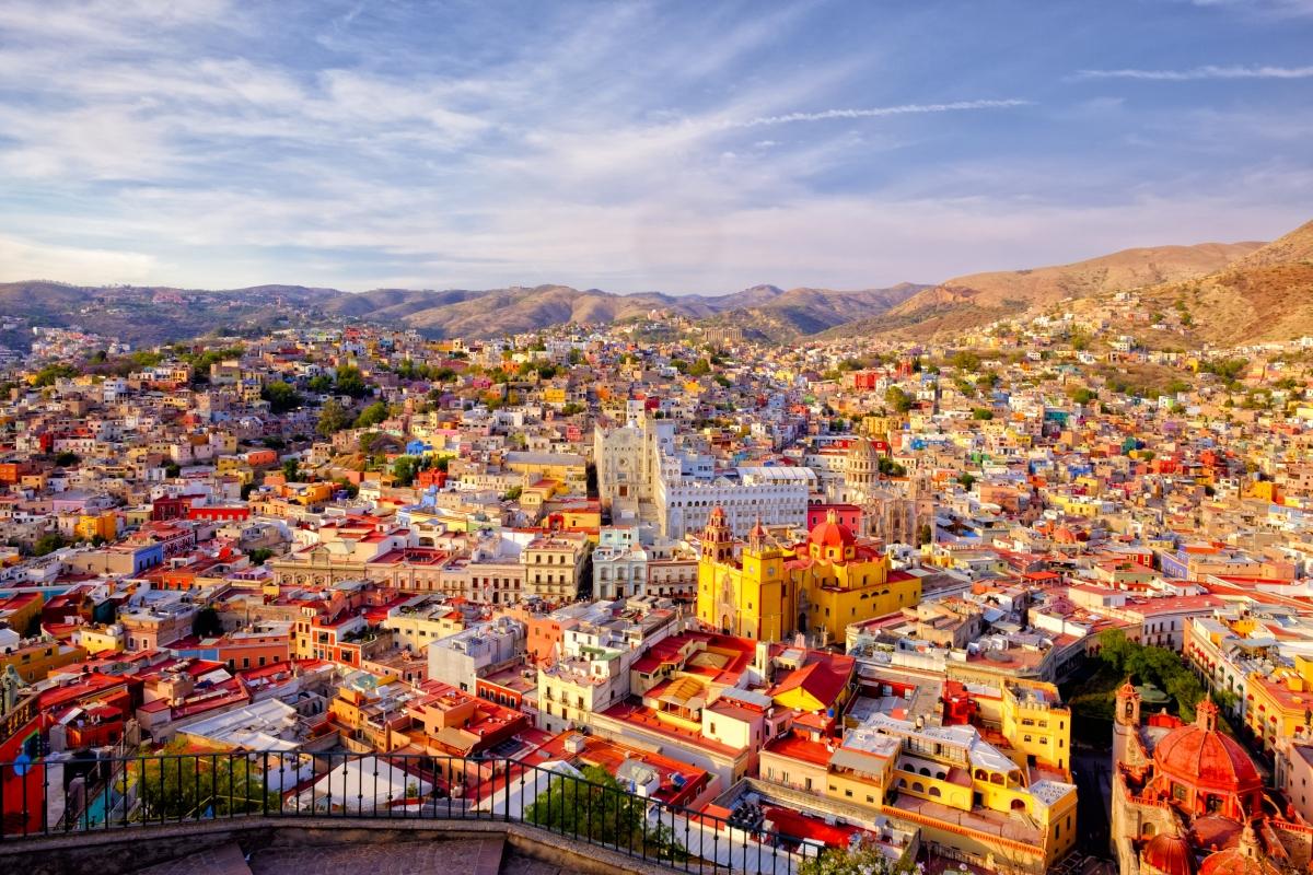 El estado de Guanajuato espera la llegada de 4.5 millones de visitantes en las vacaciones deverano.