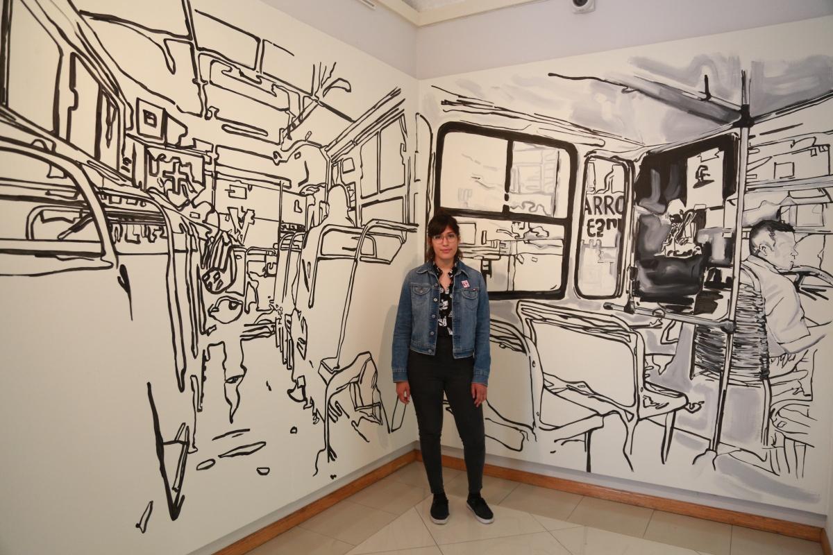 MUESTRAN JÓVENES CREADORES PROPUESTAS VISUALES EN EL MUSEO OLGA COSTA – JOSÉ CHÁVEZMORADO.