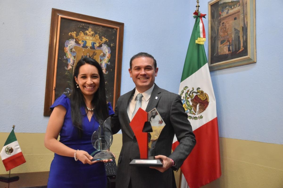 Gana Guanajuato Capital premio de seguridad 2021 de la ANAC, Es el tercero que obtiene por el programa de combate al acoso sexualcallejero
