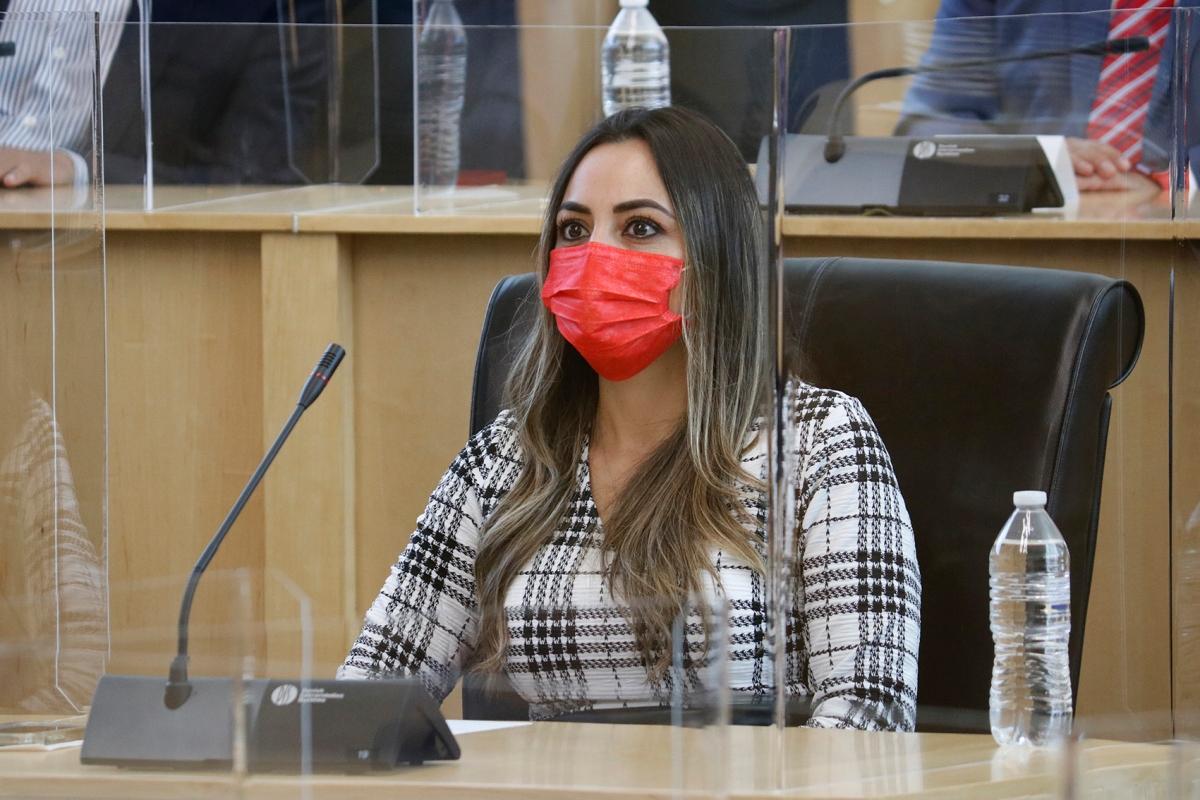 Diputada Yulma Rocha busca que en la LXV Legislatura haya paridad degénero