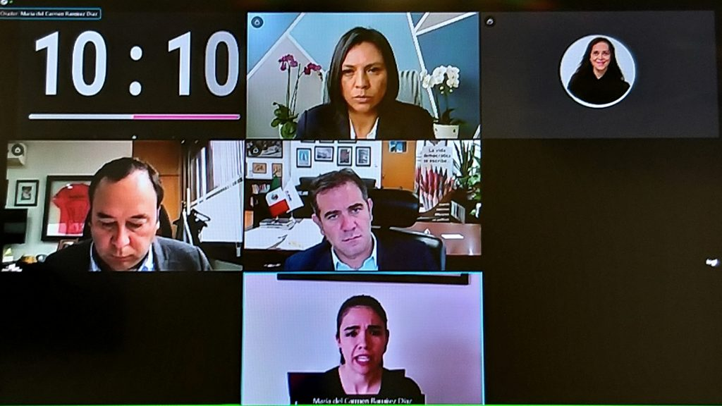 Inicia INE entrevistas de aspirantes a Consejerías de OPL en 29entidades
