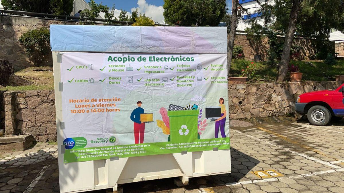 Convoca SMAOT a la ciudadanía a participar en la campaña de acopio deelectrónicos