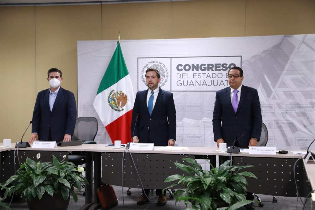 Inician trabajos la Comisión de Hacienda y Fiscalización, que preside el diputado Víctor Zanella