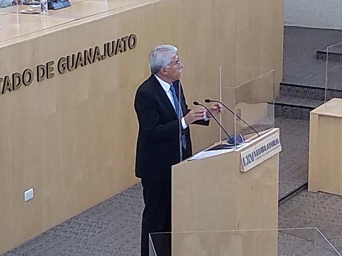 Diputado Luis Ernesto Ayala hace un llamado a hacer del Congreso local un espacio de diálogo, Como legisladores contribuiremos a fortalecer la economía, la seguridad pública y el desarrollo delestado