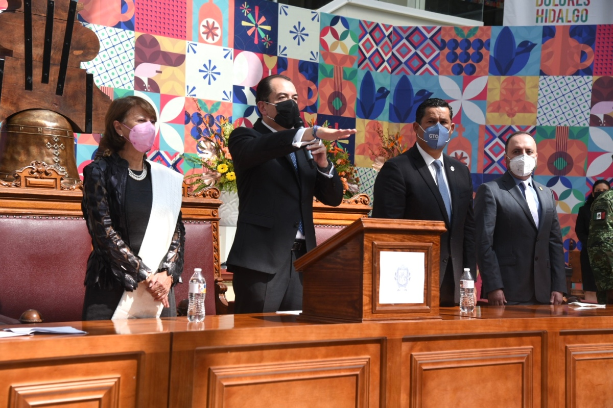 Inicia el cambio en Dolores Hidalgo con la llegada del nuevo gobierno municipal.
